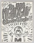 1985 Mightyguy Calander & Storybook, The