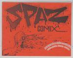 Spaz Comix #1